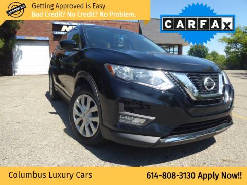 2017 Nissan Rogue for sale at Columbus Luxury Cars in Columbus OH