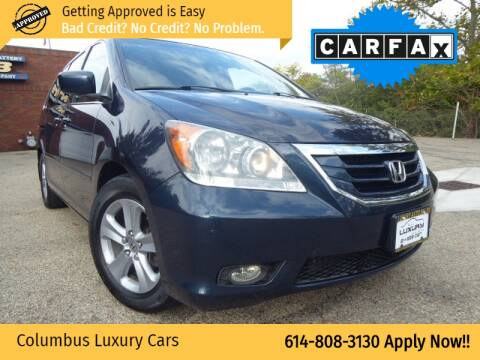 2009 Honda Odyssey for sale at Columbus Luxury Cars in Columbus OH