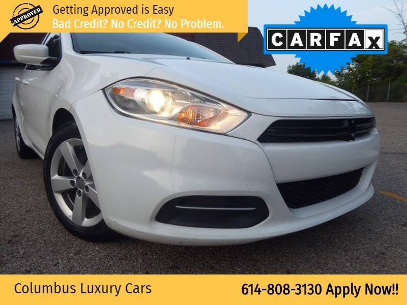2016 Dodge Dart for sale at Columbus Luxury Cars in Columbus OH