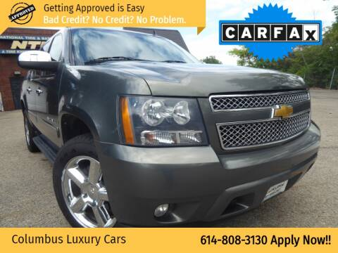 2011 Chevrolet Avalanche for sale at Columbus Luxury Cars in Columbus OH