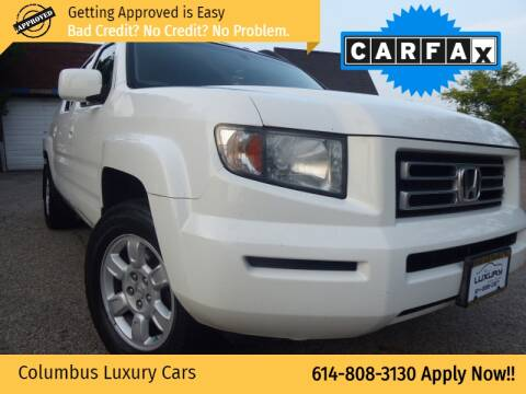 2006 Honda Ridgeline for sale at Columbus Luxury Cars in Columbus OH