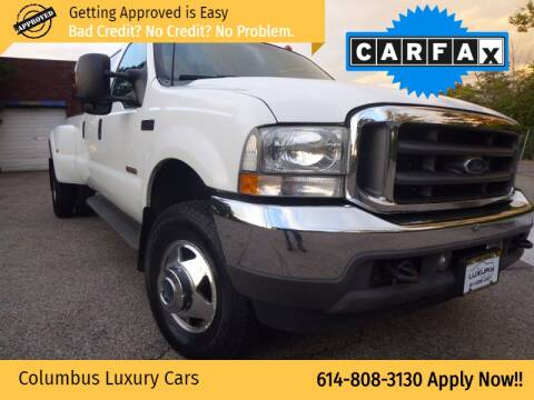 2003 Ford F-350 Super Duty for sale at Columbus Luxury Cars in Columbus OH