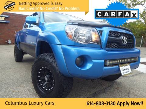 2006 Toyota Tacoma for sale at Columbus Luxury Cars in Columbus OH