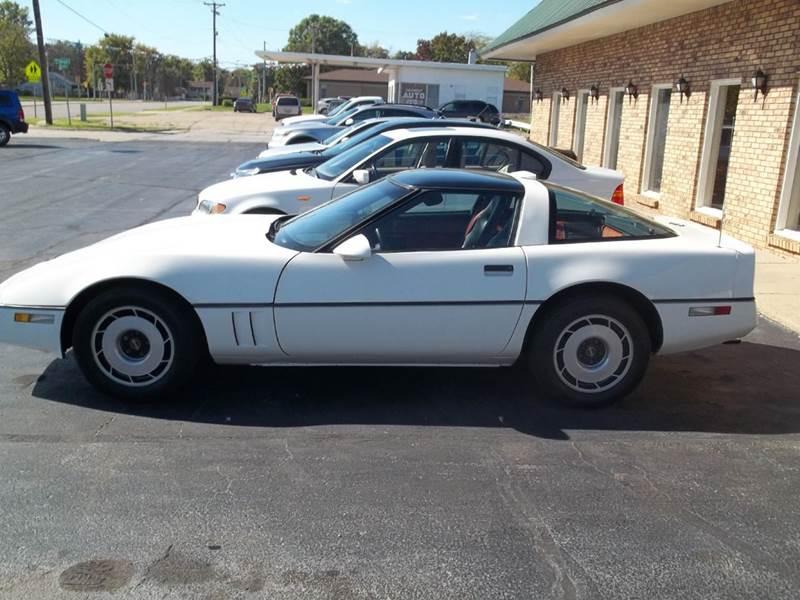 1985 Chevrolet Corvette 2dr Hatchback In Decatur IL - McCormick Motors