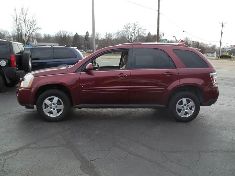 2009 Chevrolet Equinox LT 4dr SUV w/ 1LT In Decatur IL - McCormick ...