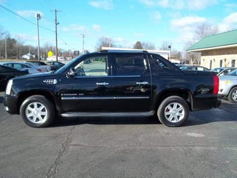 Cadillac Escalade Ext For Sale In Illinois Carsforsale Com