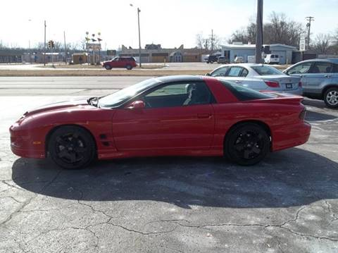 2002 Pontiac Firebird for sale in Decatur, IL