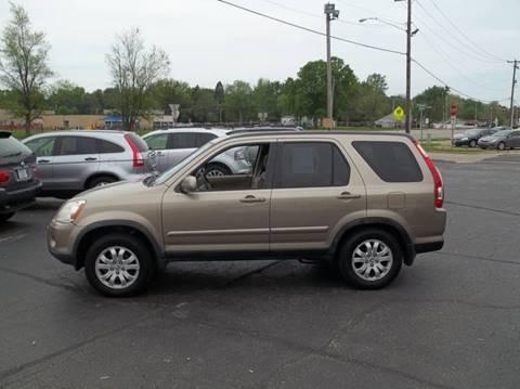 2005 Honda CR-V for sale in Decatur, IL