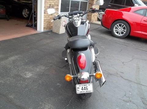 2011 Kawasaki Vulcan
