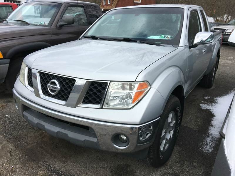2005 Nissan Frontier 4dr King Cab Nismo 4wd Sb In Glenshaw Pa Good