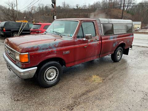 1988 Ford F-150 for sale in Glenshaw, PA