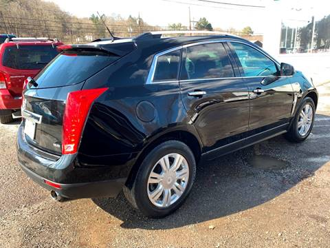 2012 Cadillac Srx Luxury Collection 4dr SUV In Glenshaw PA