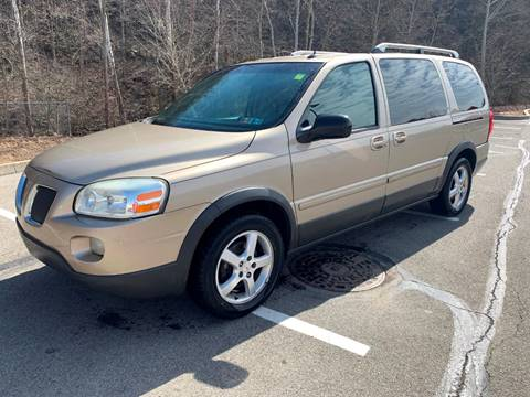 2005 Pontiac Montana SV6 for sale in Glenshaw, PA