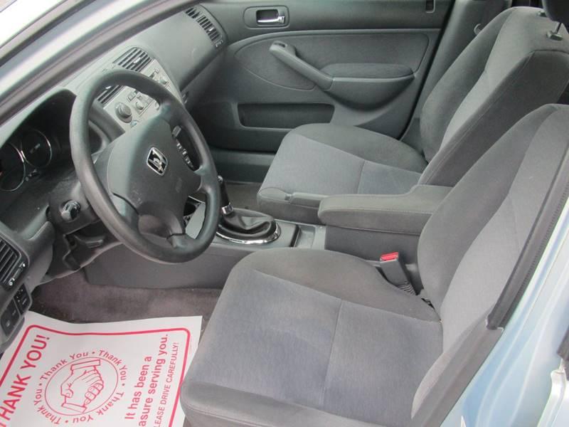 2005 Honda Civic Hybrid 4dr Sedan - Pacific MO
