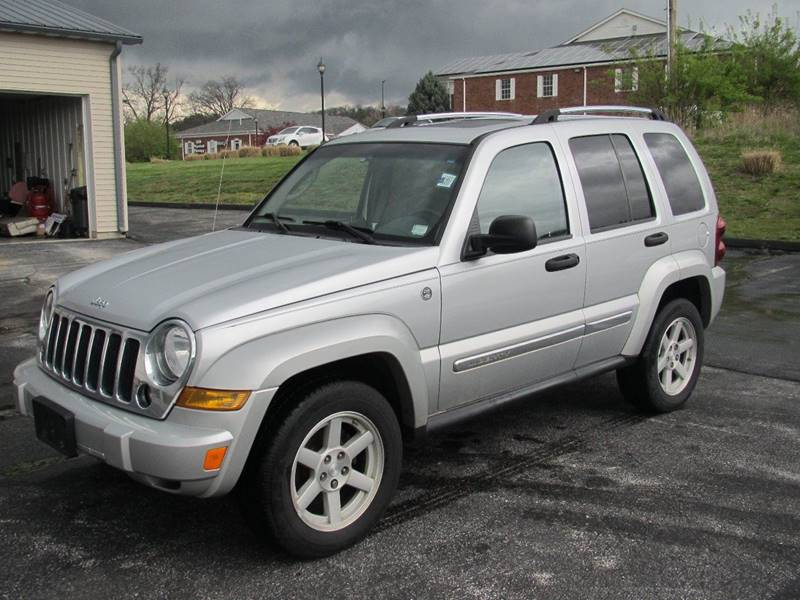 2005 Jeep Liberty Limited 4WD 4dr SUV w/ 28F - Pacific MO