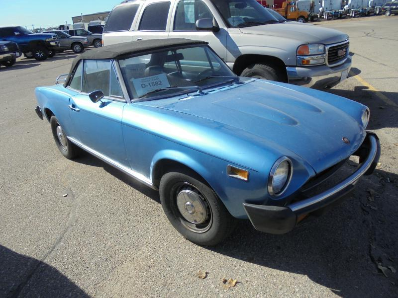 fiat carbuffs in large ca sport spider concord