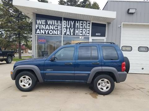 2004 Jeep Liberty for sale in Watertown, SD