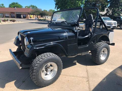 2020 Jeep CJ-5 for sale in Watertown, SD