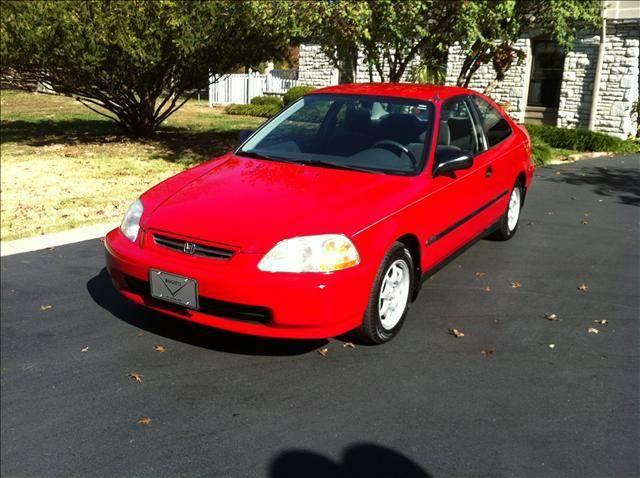 1998 Honda Civic HX   St Louis MO