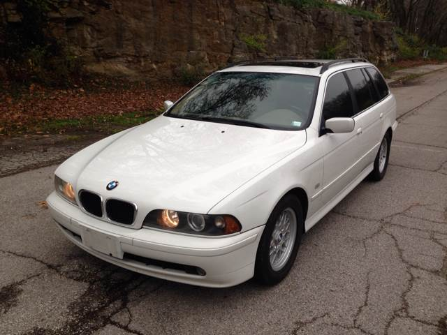 2001 Bmw 5 Series 525i In St Louis MO - Bogie\'s Motors
