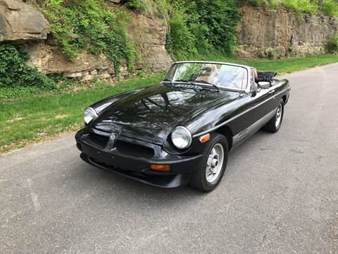 1979 MG MGB for sale in Saint Louis, MO