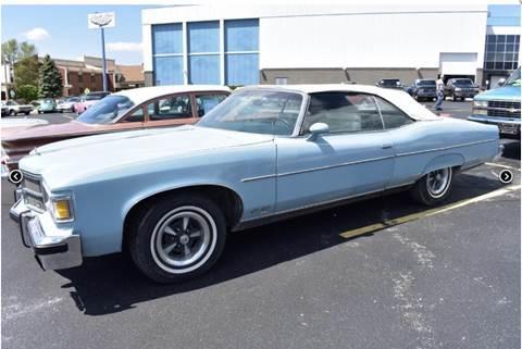 1975 Pontiac Grand Ville for sale in Saint Louis, MO