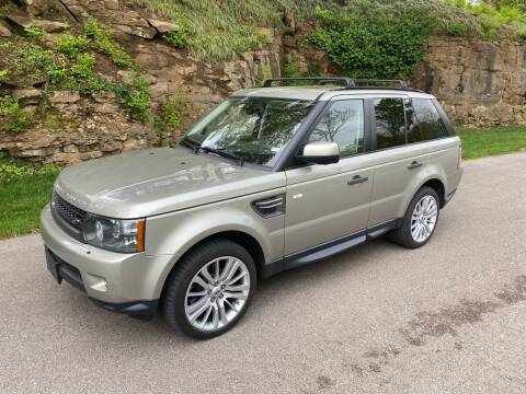 2011 Land Rover Range Rover Sport HSE for sale at Bogie's Motors in Saint Louis MO