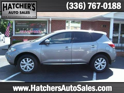 2012 Nissan Murano for sale in Winston Salem, NC