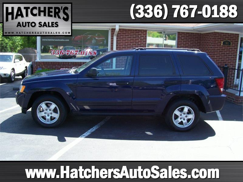 2006 jeep grand cherokee laredo 4dr suv 4wd in winston salem nc hatcher 39 s auto sales. Black Bedroom Furniture Sets. Home Design Ideas