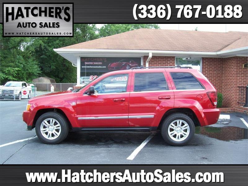 2005 jeep grand cherokee 4dr limited 4wd suv in winston salem nc hatcher 39 s auto sales. Black Bedroom Furniture Sets. Home Design Ideas