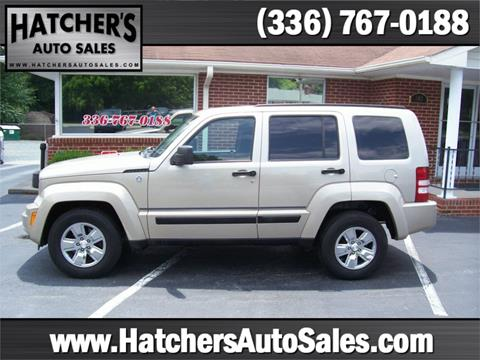 2011 Jeep Liberty for sale in Winston Salem, NC