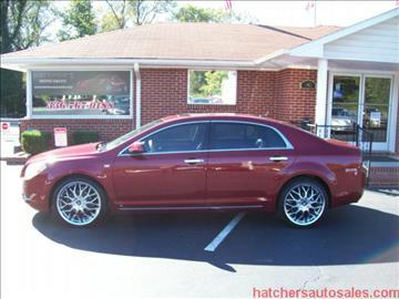 2008 Chevrolet Malibu for sale in Winston Salem, NC