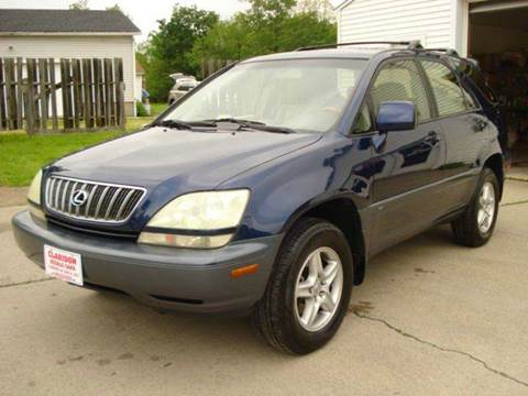 2002 Lexus RX 300 for sale in East Claridon, OH
