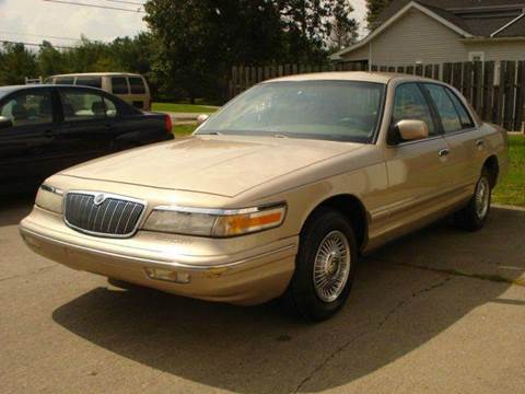 1997 Mercury Grand Marquis for sale in East Claridon, OH