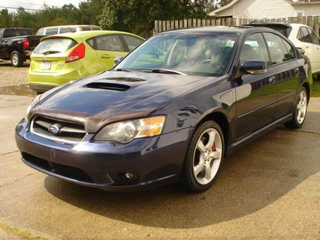 2005 Subaru Legacy Awd 25 Gt 4dr Turbo Sedan In East Claridon Oh