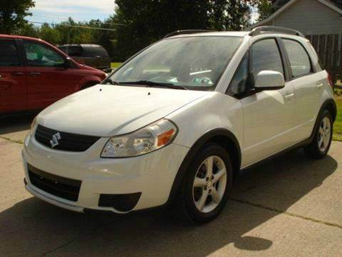 2007 Suzuki SX4 Crossover for sale in East Claridon, OH
