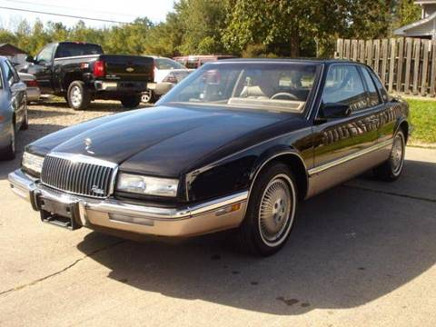 1989 Buick Riviera for sale in East Claridon, OH