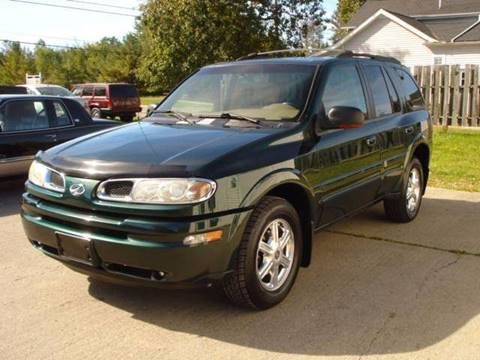 2003 Oldsmobile Bravada for sale in East Claridon, OH