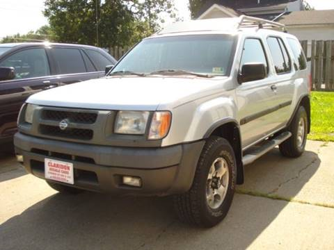 Used 2000 Nissan Xterra For Sale In Ohio Carsforsale Com
