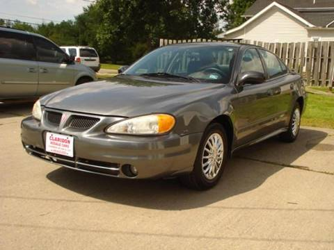 2005 Pontiac Grand Am for sale in East Claridon, OH