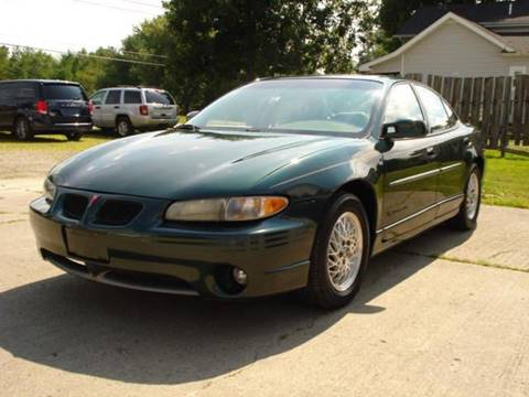 1999 Pontiac Grand Prix for sale in East Claridon, OH