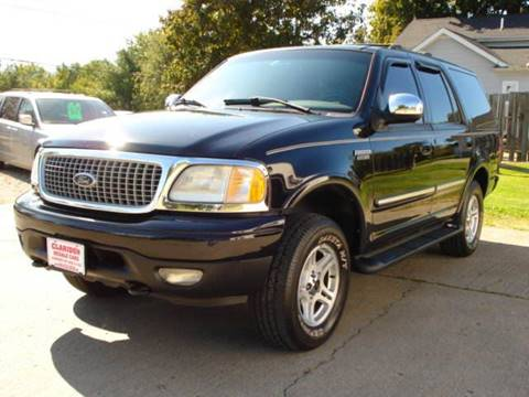 2002 Ford Expedition for sale in East Claridon, OH