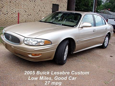 2005 Buick LeSabre for sale in Quitman, TX