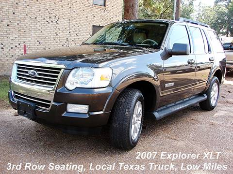 2007 Ford Explorer for sale in Quitman, TX