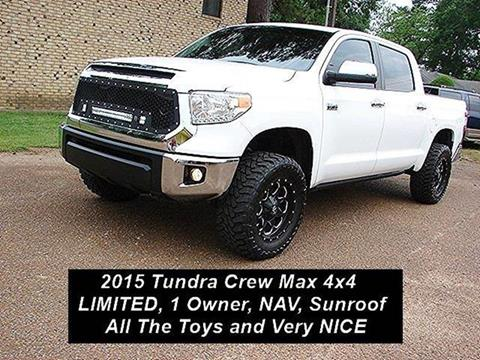 2015 Toyota Tundra for sale in Quitman, TX