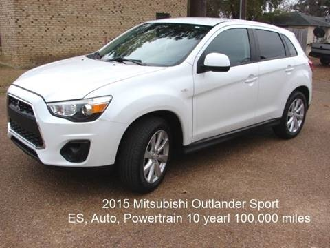 2015 Mitsubishi Outlander Sport for sale in Quitman, TX