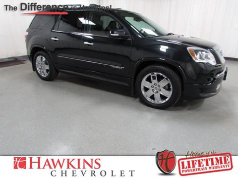 2012 GMC Acadia for sale in Fairmont, MN