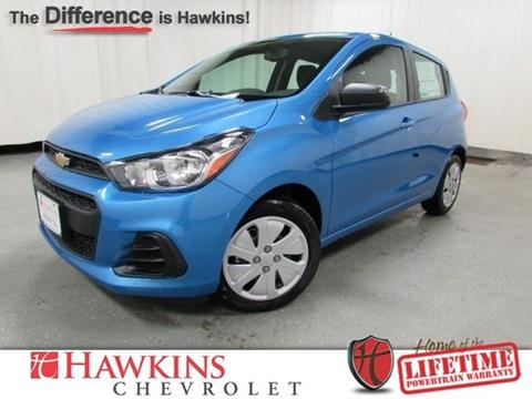 2017 Chevrolet Spark for sale in Fairmont, MN