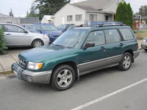 1998 Subaru Forester for sale in Marysville-Washington State, WA
