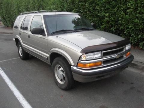 2000 Chevrolet Blazer For Sale - Carsforsale.com®